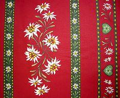 Tablecloth in darling Austrian design.
