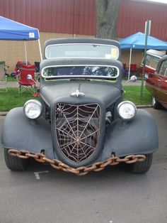 I love a Rat Rod...I want this one