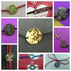 Bratari personalizate Washer Necklace, Joy, Jewelry, Fashion, Moda, Jewlery, Jewerly, Fashion Styles, Glee