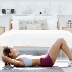 6 easy and fast workouts - and they are effective!