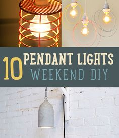 This Pin was discovered by Emily Flanagan. Discover (and save!) your own Pins on Pinterest. | See more about pendant lighting, lighting and pendants.