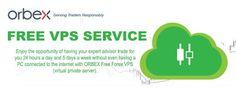 احصل على الخادم الافتراضي vps مجاني مع شركة اوربكس orbex