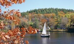photos of lake sunapee in summer | Stay at Sunapee Lake Lodge in Newbury, NH, with $20 Resort Credit per ...