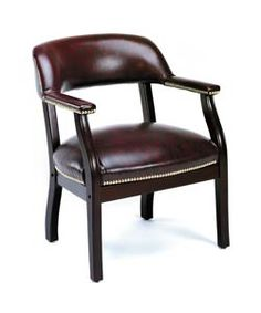 @Overstock - Versatile chair for deskside, lounge, or conference room. Perfect for my dream home office!