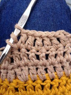 Lises hjertgleder: Heklet babyteppe Blanket, Threading, Blankets, Cover, Comforters