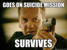 Jack Bauer  We need Jack to come back!