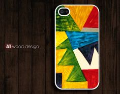 IPhone 5 case custom iphone cases Hard case Rubber by Atwoodting, $9.99