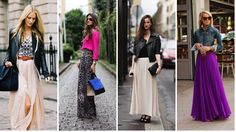 Couture Coaching: Maxi Skirts, Style, Outfit, Summer Fashion on the Kate Couture Blog // www.couturecoaching.com
