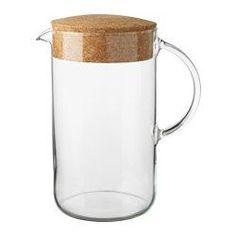 เครื่องแก้วและเหยือกน้ำ - แก้วน้ำ & แก้วสำหรับดื่มไวน์ - IKEA
