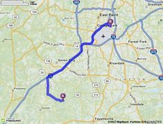Fayette Pavilion Fayetteville Georgia DDR Corp Fayetteville - Mapquest georgia