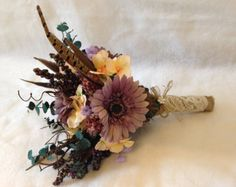 bouquets with pheasant feathers - Google Search
