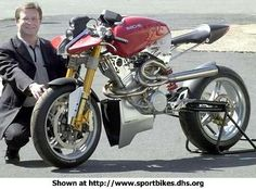Size and relative proportions.  The Sachs Beast