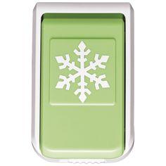 """Hochwertiger Stanzer """"Kristall-Ornament"""" für Kristall-Stanzungen.  Mit diesem Stanzer können Sie aus beliebigem Papier (idealerweise zwischen 100 und 250 g/m²) ein Kristall-Ornament mit einem Durchmesser von ca. 4,5 cm stanzen.  Vor der..."""