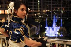 Dustbunny's guide to getting started in cosplay - Chun Li