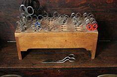 vintage classroom scissor set