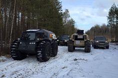 SHERP ATV 16