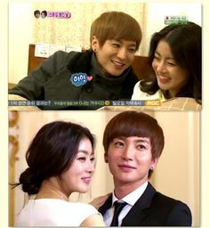kang sora and leeteuk dating for real