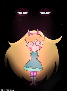"""stariousfalls: """" """"I haven't seen anything like this since Queen Eclipsa."""" (Oh, man - what does the future hold for Star the rest of the season? I'm so worried…yet intrigued.) """""""