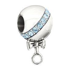 "Authentic Chamilia Sterling Silver Charm ""Rattle On"" w/Blue Swarovski 2025-1071 Chamilia http://www.amazon.com/dp/B00M9GTWS4/ref=cm_sw_r_pi_dp_YvnKub14VP4N4"