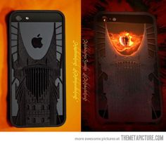 Eye of Sauron iPhone 5 case.wow this actually makes me want an iPhone 5 in a way lol. J. R. R. Tolkien, Tecno, Coque Iphone, Geek Out, Middle Earth, Lord Of The Rings, Fantasy, The Hobbit, Just In Case
