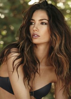 The most beautiful model in the world #Lily Aldridge