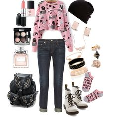 """Lazy days"" by tiahrao on Polyvore"