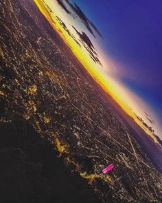 Airplane View, Celestial, Mountains, Sunset, Nature, Travel, Outdoor, Colombia, Sunsets