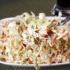 Tex-Mex Slaw - I love slaw but this is just different enough to be interesting. Think I will have to try it.