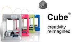 The 3D Printer For The Home From Cubify