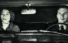 Drivers' Cinema: Un Homme et Une Femme (1966)