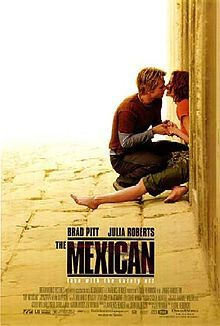 In the 2001 movie The Mexican, Samantha and Winston stay at the Plaza, and Frank is killed by being thrown from one of its balconies.