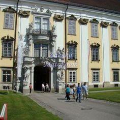 Sent Florian - Ulaz u Augustinski samostan