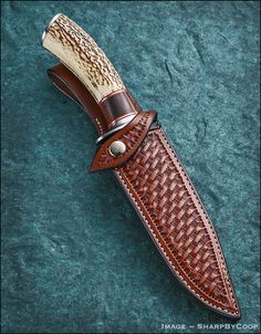 Photos SharpByCoop • Gallery of Handmade Knives - Page 54