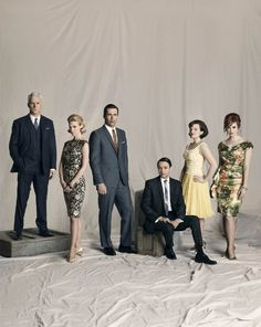 Mad Men: Premieres March 25  Finally!