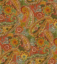 Home Decor Print Fabric-Pkaufmann Breeze Tapestry