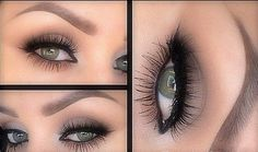 How to: Makeup for Green Eyes   thebeautyspotqld.com.au