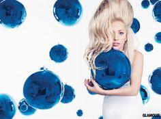 Lady Gaga, love her voice.