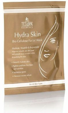 TEI Spa Hydra Skin Bio Cellulose Facial Mask by TEI Spa. $18.95. Instantly hydrate skin. Minimize pores. Tighten and firm fine lines and wrinkles. Remove excess sebum. Improve virtually any skin issue and smooth away wrinkles while detoxifying the skin.  Hydrate, Nourish & Rejuvenate Improve virtually any skin issue and smooth away wrinkles while detoxifying the skin.  For All Skin Types  TEI Spa's Hydra Skin Bio Cellulose Facial Mask is designed to increase moisture content, ...