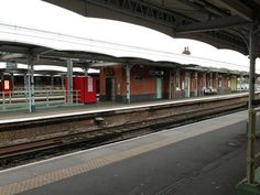 Purley Railway Station (PUR) in Purley, Greater London