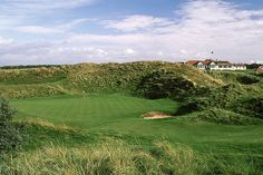 Western Gailes - Irvine, Scotland (#58 in Golf Digest's Top 100 Courses Outside the US, 2011)