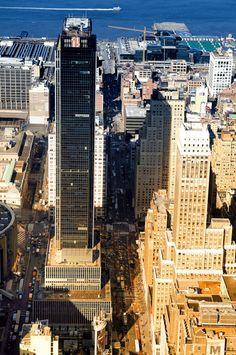 """500px / Foto """"edifício de Nova Iorque"""", de Mathieu de Lorgeril"""