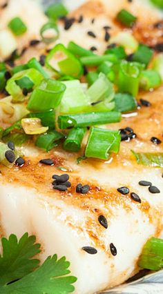 15-Minute Ginger Soy Asian Steamed Fish