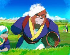 The Boy and the Beast (by ちさ) Bakemono No Ko, Mamoru Hosoda, The Beast Movie, Cartoon Man, Anime Furry, Anime Films, Gay Art, Furry Art, Anime Love