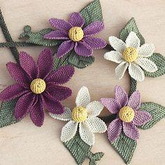 Iğne OYA Lace - Necklace - Cosmos