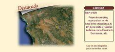 V578 Castellón.  Proyecto camping ecorural en venta