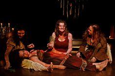 Peça Árida Coragem. #joinville #ajote #teatro