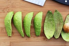 The Absolute Best Way to Cut and Pit an Avocado -- from Babble