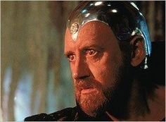 The late great Nicol Williamson as Merlin in John Boorman's classic Excalibur
