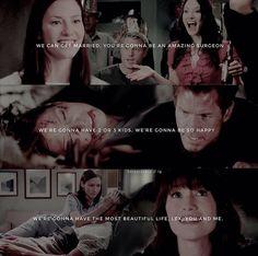 Grey's Anatomy: Lexie & Mark