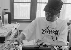 """To celebrate the life of brilliant hip hop producer and rapper James """"J Dilla"""" Yancey, we released a special limited edition tee shirt produced in conjunction with Stones Throw and the Dilla Estate. The shirt features Raph Rashid's classic photo of..."""